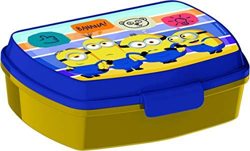 Elemed 89874 Box Porta Merenda Minions