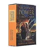 78カードArchangel Power Tarotカード:アダルトボードゲームカーシンセンスホリデーパーティーファミリーゲームトップ10ベストボードゲーム