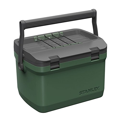 Stanley Adventure Outdoor Cooler Camping Kühlbox, Grün, 5.5 cm