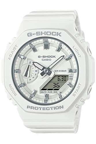 [カシオ] 腕時計 ジーショック GMA-S2100-7AJF メンズ ホワイト