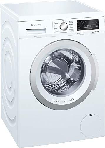 Siemens IQ500wu14q490autonome Belastung Bevor 8kg 1400tr/min A + + + Waschmaschine–Waschmaschinen (autonome, bevor Belastung, links, LED, 2,1m)