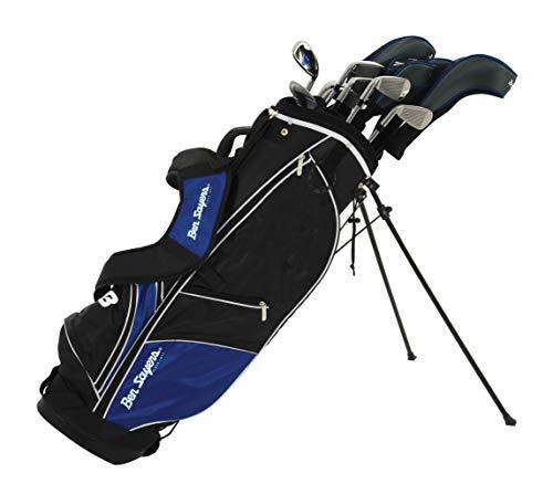 Ben Sayers M8 Golf Pakket voor heren, blauw, één maat