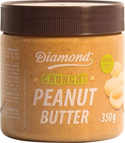 Diamond Crema De Cacahuete, Crunchy 350 g