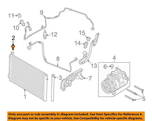 OEM Honda 93913-14120 Screw Genuine Original Equipment Manufacturer Part
