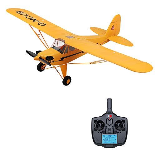 GoolRC A160 RC Plane 5 Kanal bürstenloses ferngesteuertes Flugzeug für Erwachsene Stunt Flying 3D 6G-Modus Upside Down RC Aircraft
