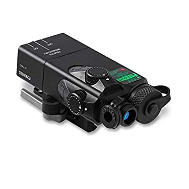 Steiner 9056 Optics OTAL-C IR Classic Tactical Laser, Class I, IR Laser, Black,