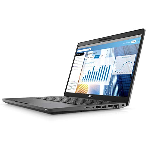 Dell Latitude 14 5400, Intel Core i5-8265U, 8GB RAM, 256GB SSD, 14' 1366x768 HD, Dell 3 YR WTY + EuroPC Warranty Assist, (Renewed)