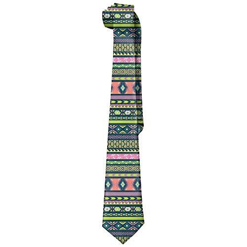 Corbatas de seda clásicas para hombre de diseño retro vintage Corbatas de regalo personalizadas