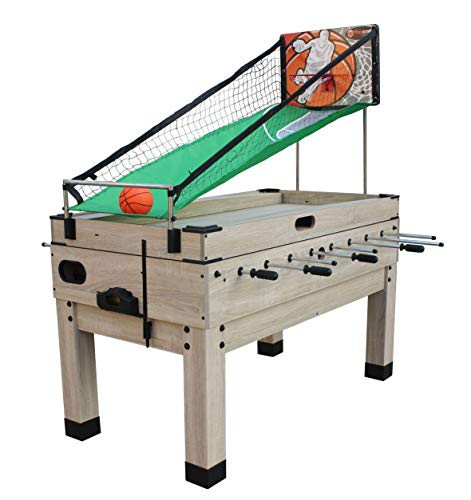 Review Of Playcraft Danbury Beach 14 in 1 Multi-Game Table