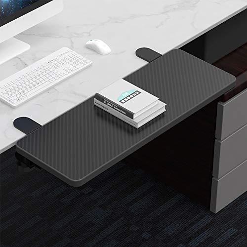 El extensor ergonómico RD está ubicado en el escritorio para apoyar el codo y reducir la fatiga de la mano, extensor de escritorio, bandeja de teclado de escritorio