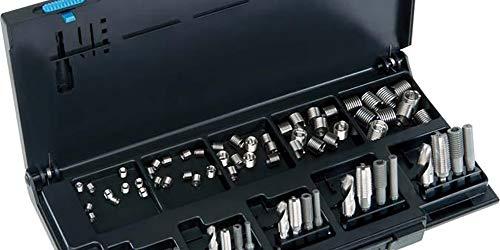 Juego de reparaci/ón de roscas V-Coil 04127 0,9 cm, roscas UNF