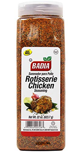 Badia Rotisserie Chicken Seasoning 22 oz