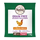 Nutro Grain free adult mini pollo 7 kg