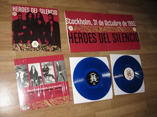 STOCKLHOLM- 31 DE OCTUBRE DE 1993 (BOOTLEG)