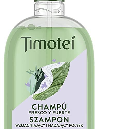 Timotei Champú Hierbas 750 ml - Pack de 6