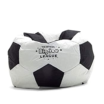 Big Joe Soccer Bean Bag with SmartMax Fabric