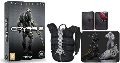 Electronic Arts Crysis 2 - Nano Edition, PC