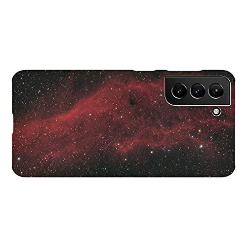 artboxONE Premium-Hülle Handyhülle für Samsung Galaxy S21 Kalifornianebel von Roland Störmer