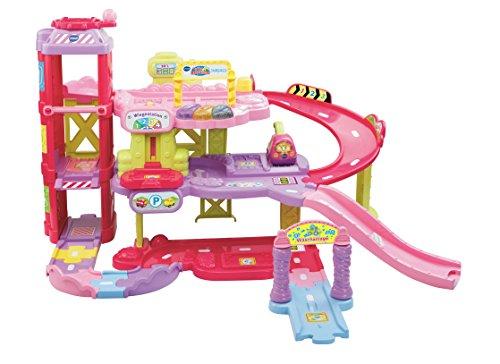 VTech Baby 80-180054 - Tut Tut Flitzer - Parkgarage, pink