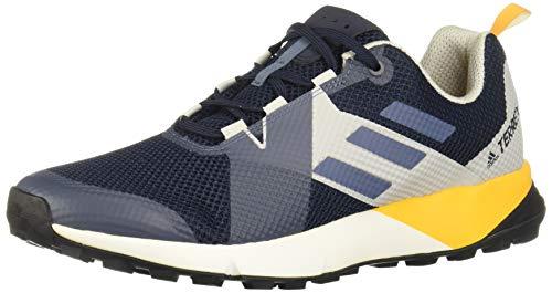 Adidas Terrex Two, Zapatillas De Cross Hombre, Multicolor Tinley Tintec Oroact 000, 42 EU