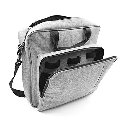 Pumprout Bolsa de Almacenamiento para Ps4 Pro, Accesorios de asa para Consola de Juegos, Bolso de Mano, Paquete de protección Resistente al Agua Resistente al Desgaste