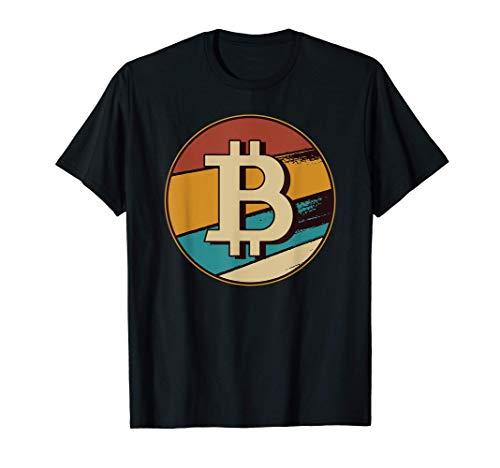Bitcoin Geschenk Aktien Analyst T-Shirt