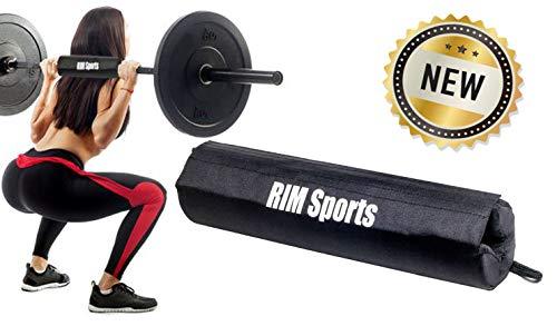 RIMSports Fitness Squat Bar Barbell Pad