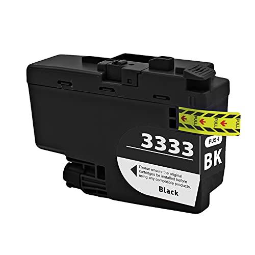 SXCD LC3333 - Cartuchos de tinta para impresora de inyección de tinta compatible BK Y M C (4 colores)