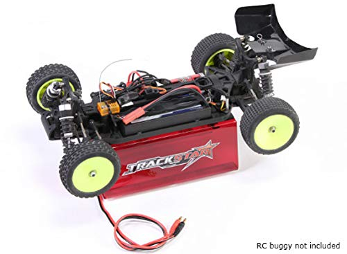 TRACK Buggy CAR Stand with Cooling Fans LOSI Mugen ASSOCIATED KYOSHO HOT Bodies Carrara