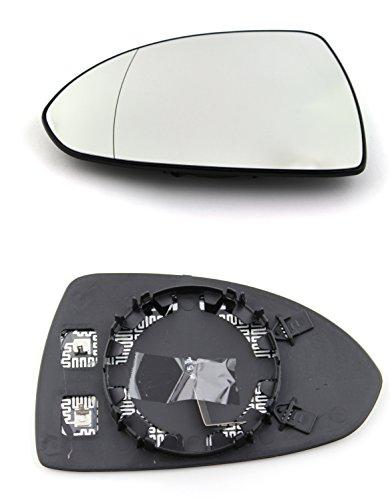 TarosTrade 57-0328-L-46917 Cristal De Retrovisor Calefactable Lado Izquierda
