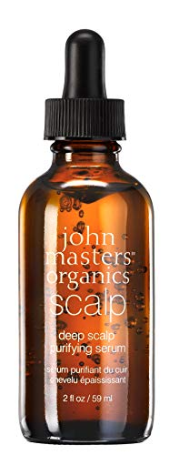 john masters organics Deep Scalp Purifying Serum - serum para cabello (Mujeres, Aqua (water), aloe barbadensis leaf juice*, glycerin, polyglyceryl-10 laurate, panthenol, hydroxethy, - clean and refreshed scalp - better blood circulation in the scalp)