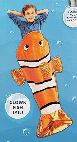 Clownfish mermaid tail _image3