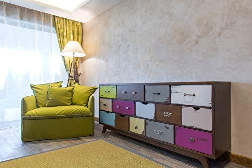 Estores Basic, alfombras de vinilo, Verde, 80x150cm, alfombra antidesl