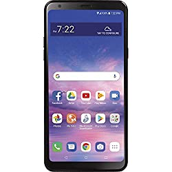 small Tracfone LG Stylo 5 4G LTE Prepaid Smartphone (Blocked), Time Package US $ 30