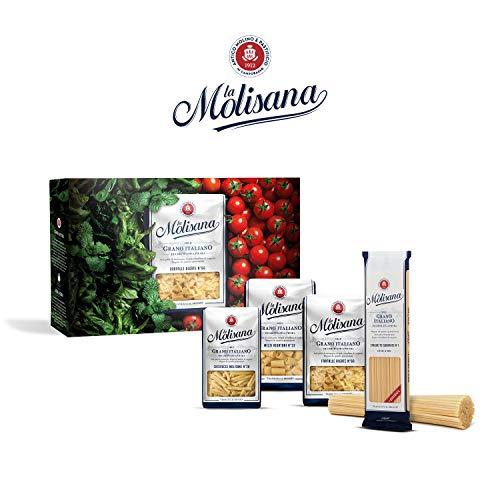 La Molisana Classiche Mix Kit, 4 Confezioni di Pasta, 2Kg