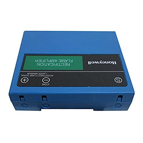 Honeywell R7847A1033 Flame Amplifier Used with 7800 Series Relay, 0.8/3 Seconds, Green