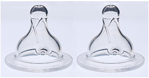Great Price! The Better Bottle - Baby Nipple - Slow Flow - 2 Pack