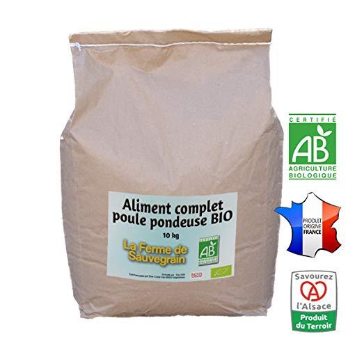 La Ferme Sauvegrain Aliment Bio pour Les Poules...