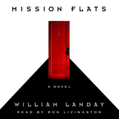 Mission Flats audiobook cover art