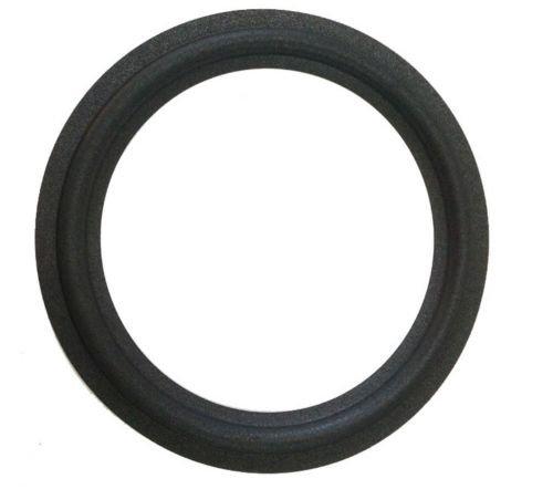 phil trade® Lautsprecher Reparatur Sicke Schaumstoff Subwoofer Membran (6 Zoll Ø 153mm [35])