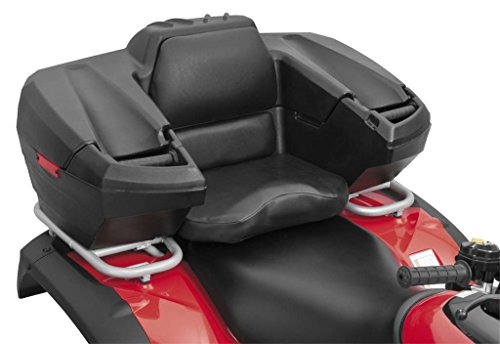 New QuadBoss Rest-N-Store ATV Storage Trunk/Rear Seat - Honda TRX420 Rancher (All Years) ATV
