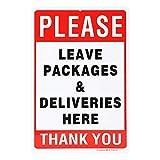 Pacchetto di avvertimento permesso di alluminio, si prega di lasciare il pacchetto e conse...