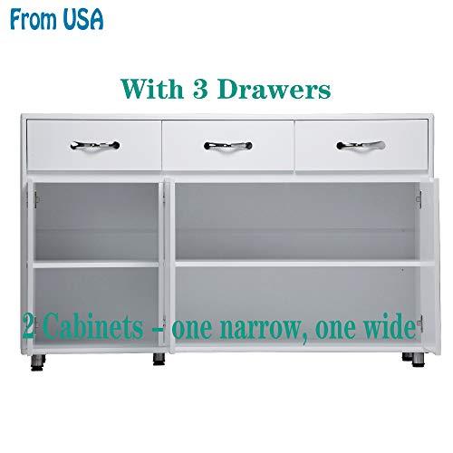 Rasoo-Kitchen-Storage-Sideboard-Cabinet-Buffet-Storage-Cabinet-Cupboard-Kitchen-RoomWhite