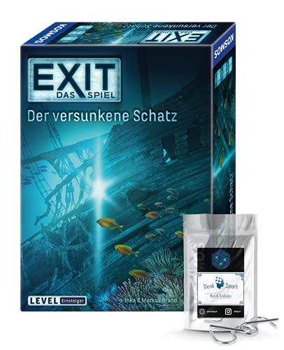 Preisvergleich Produktbild Collectix EXIT - Das Spiel: Der versunkene Schatz (Level: Einsteiger)