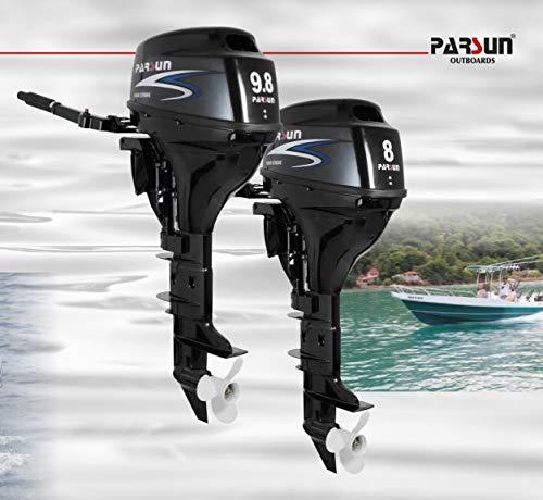 Parsun F9.8 mit 2 Jahren Garantie Lang