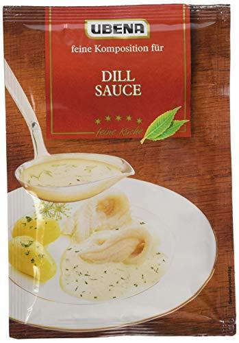Ubena Dill Sauce 4Er, 1er Pack (1 x 160 g)
