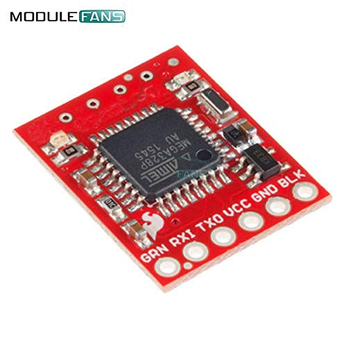 Openlog serieller Daten Logger Open Source Data Recorder Modul für Arduino 16mhz fähigeren ATmega328 UnterStützung Micro SD 3.3 V-12V SPI Pin 64G
