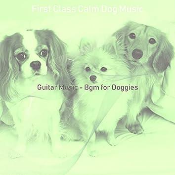Guitar Music - Bgm for Doggies