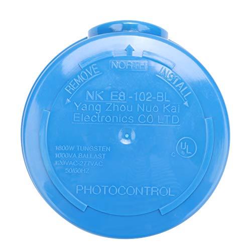Weikeya Interruptor fotoeléctrico, PC NK-E8-102-BL -40 - + 75 ° C detección Sensor fotosensible