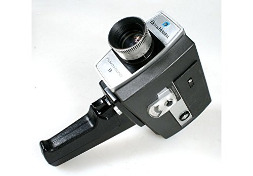 BELL AND HOWELL FILMOSOUND 8MM MOVIE CAMERA FOR DISPLAY OR PROPS